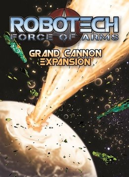 ROBOTECH: GRAND CANNON EXPANSION