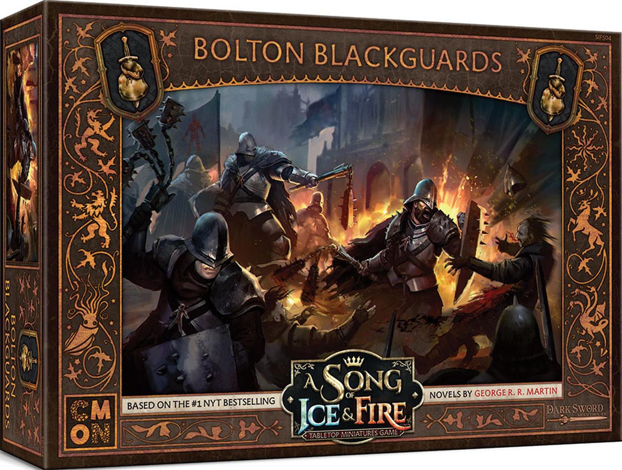 SIF: Bolton Blackguards