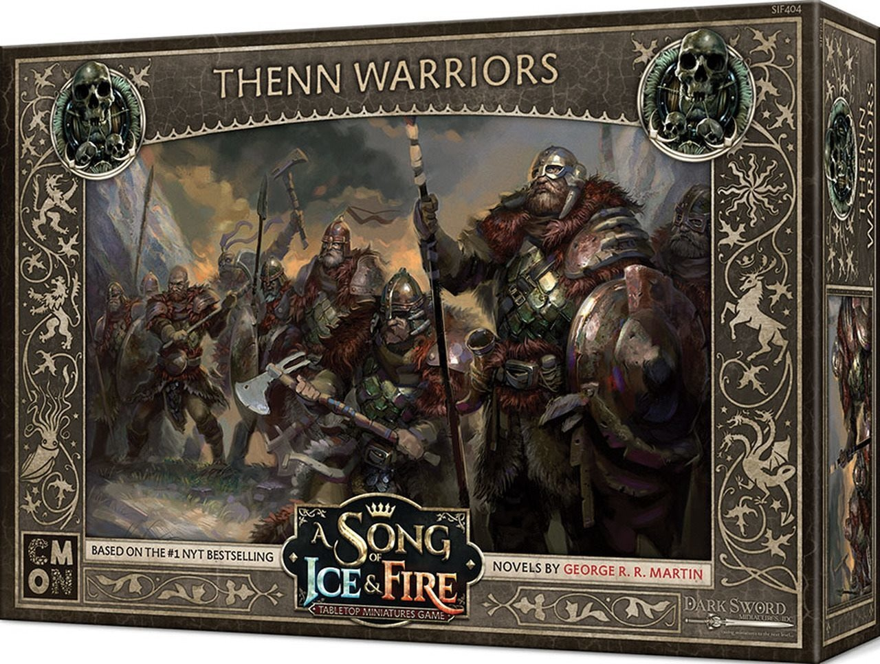 SIF: Free Folk Thenn Warriors