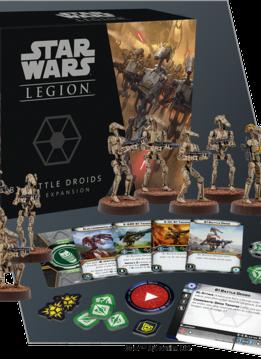 Star Wars: Legion - B1 Battle Droids