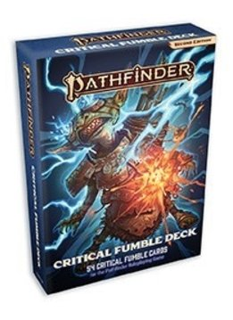 Pathfinder 2E : Critical Fumble Deck