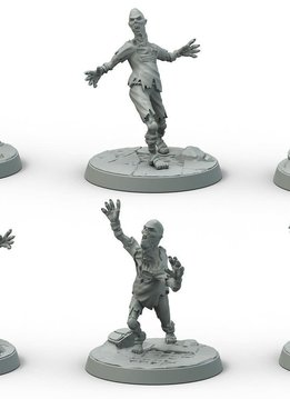 Fallout: Wasteland Warfare - Creatures Ghouls