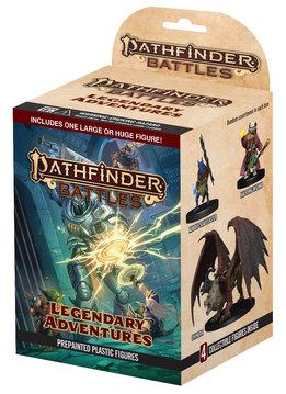 PF Battles: Legendary Adventures 8ct Booster Brick