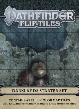 Pathfinder Flip-Tiles - Darklands Starter Set