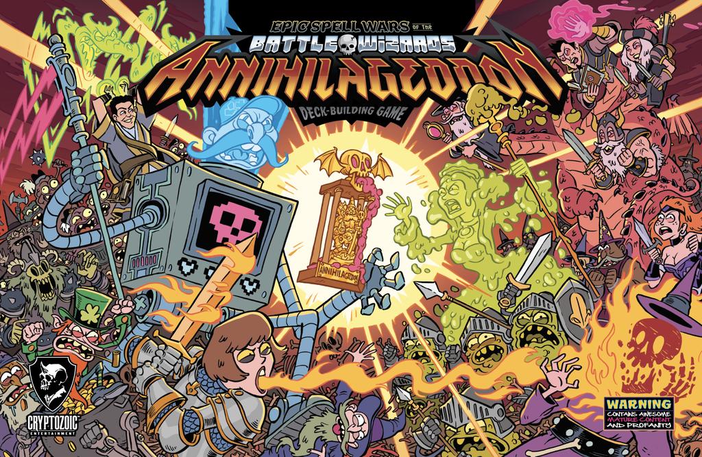 Epic Spell Wars 5 - Annihilageddon
