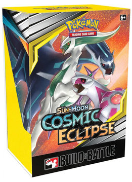 Pokemon Cosmic Eclipse Prerelease Pack