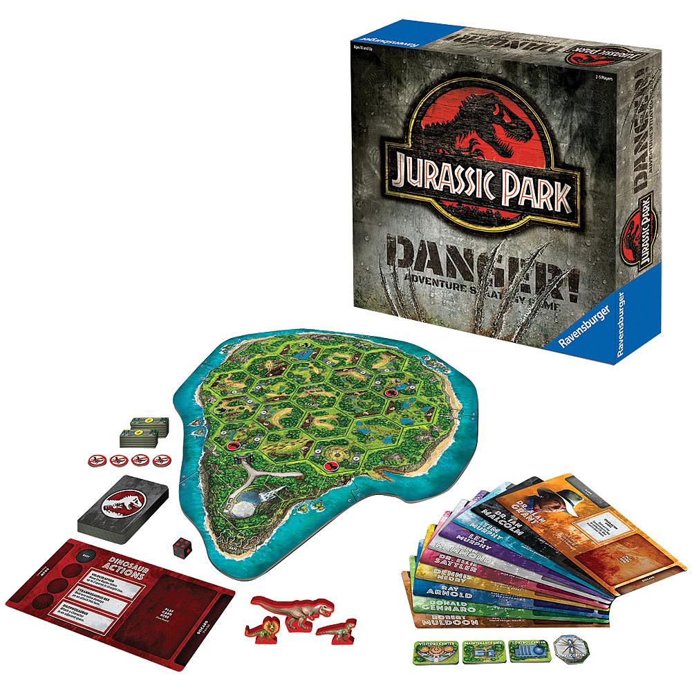 Jurassic Park Danger! (EN)
