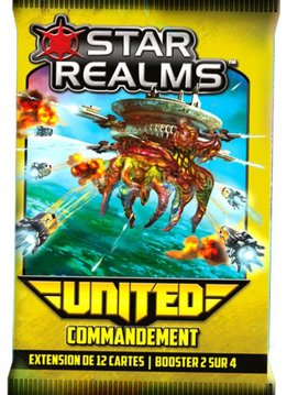 Star Realms: United Commandement (FR)