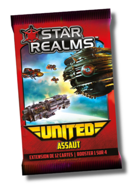 Star Realms: United Assaut (FR)