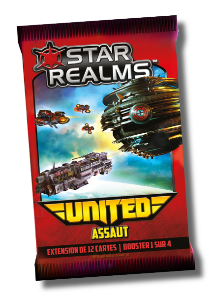 Star Realms: United Assaut (FR)