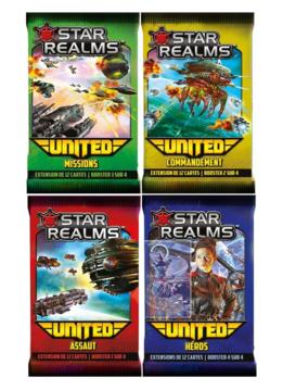 Star Realms: United Set (FR)