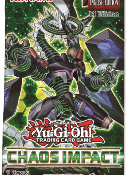 YGO Legendary Duelists - White Dragon Abyss Booster
