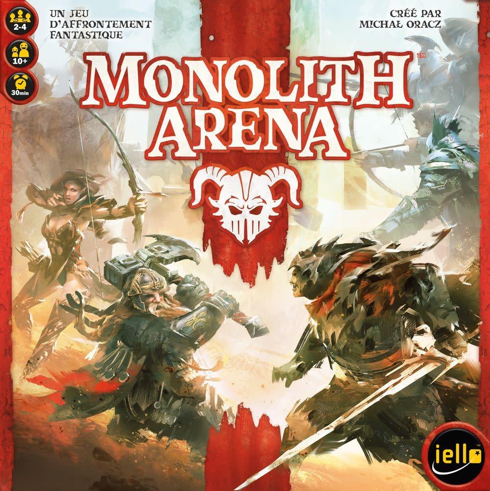 Monolith Arena (FR)