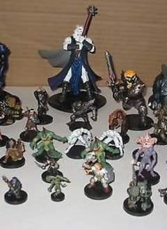 DND Minis: USED