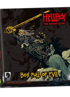 Hellboy TBG: Box Full of Evil Exp.