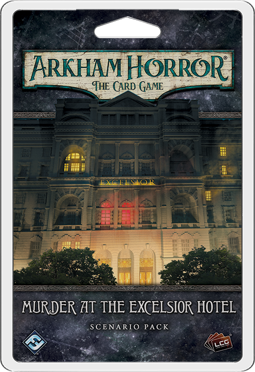 Arkham Horror LCG: Murder at the Excelsior Hotel