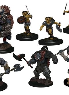Icons of the Realms Monster Pack: Village Raiders