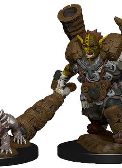 Wardlings - Mud Orc and Mud Puppy