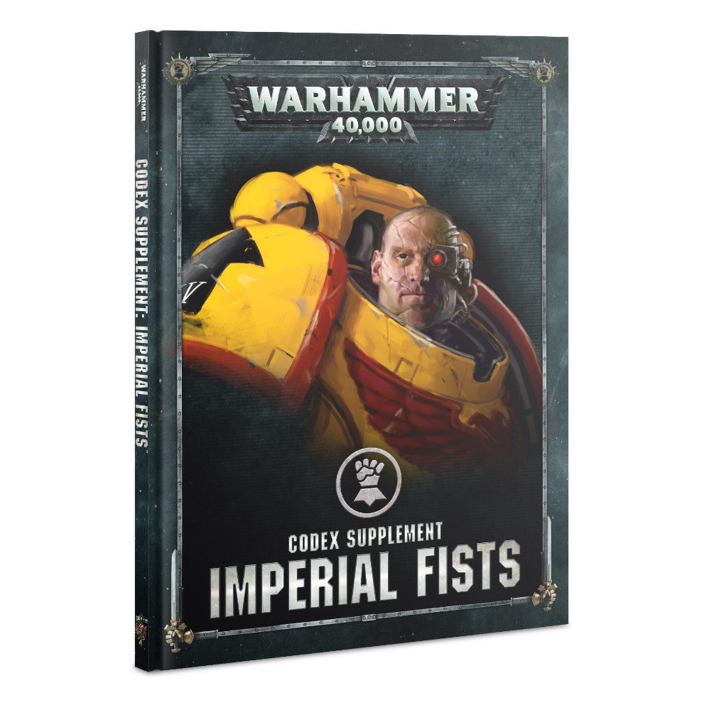 Codex Supplement: Imperial Fists (FR)