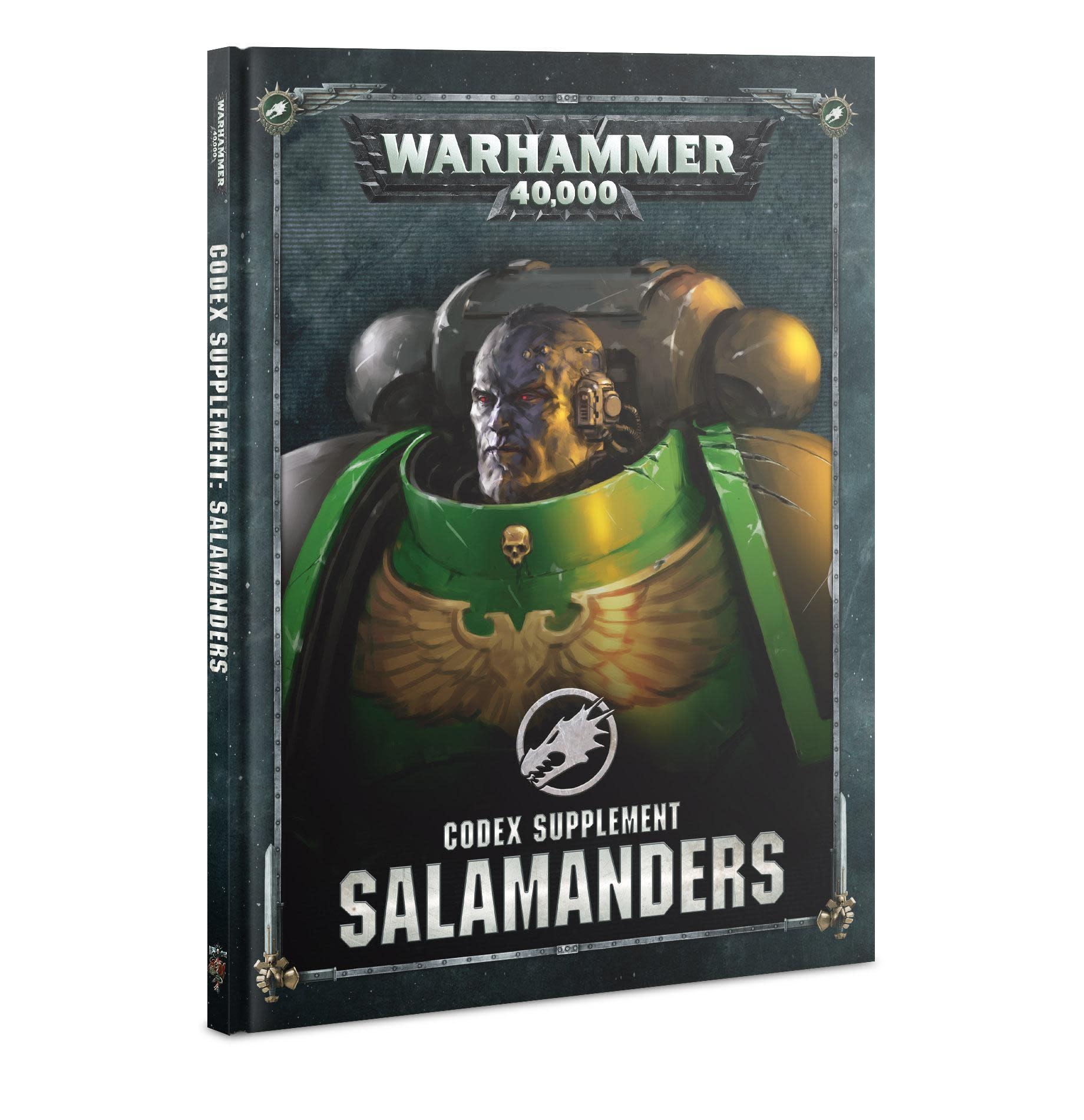 Codex Supplement: Salamanders (EN)