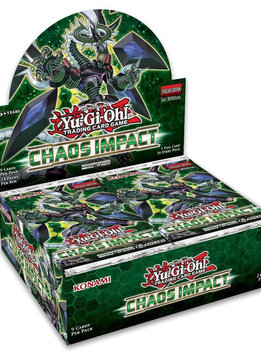 YGO Chaos Impact Booster Box