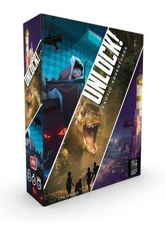 Unlock! 4 Exotic Adventures (FR)
