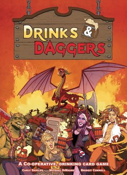 Drinks and Daggers