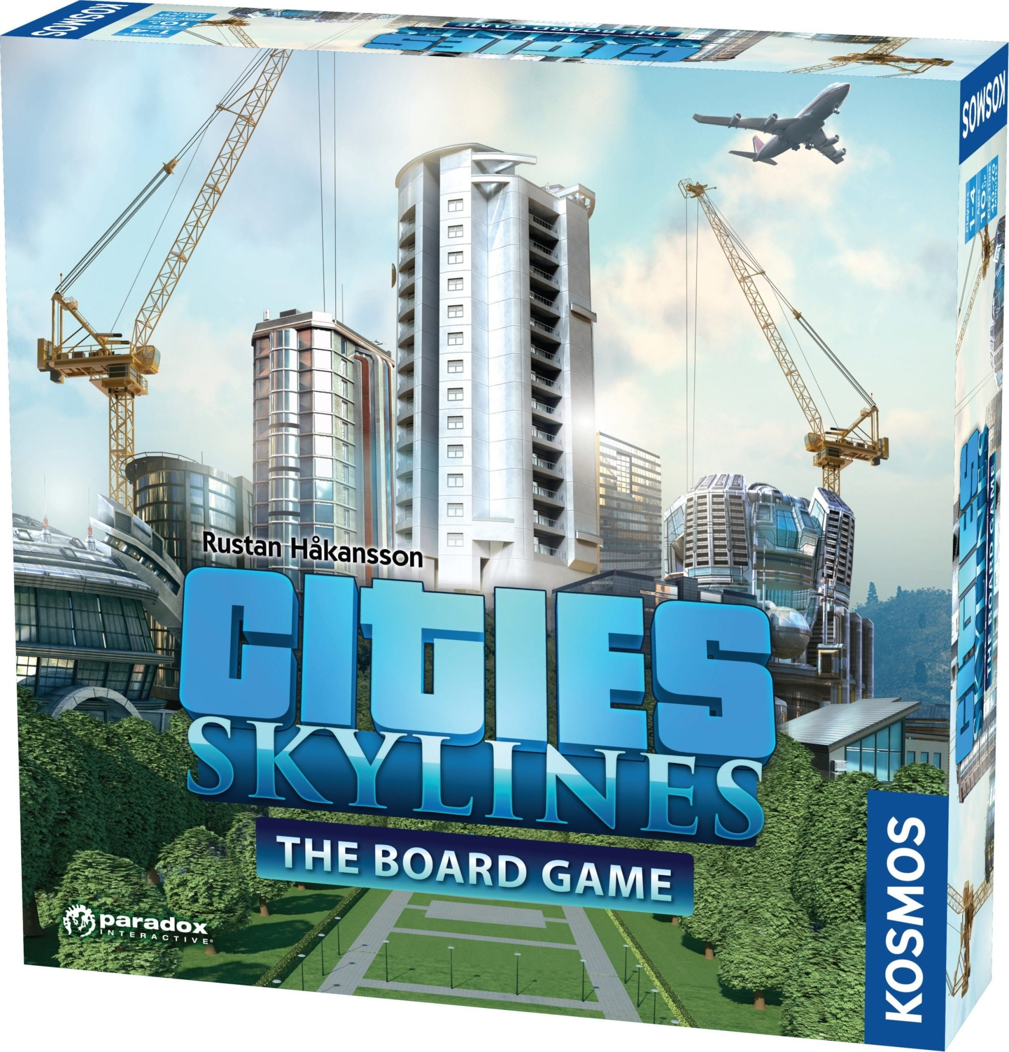 Cities: Skylines - The Board Game (EN)