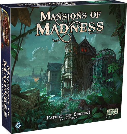 Mansions of Madness : Path of the Serpent