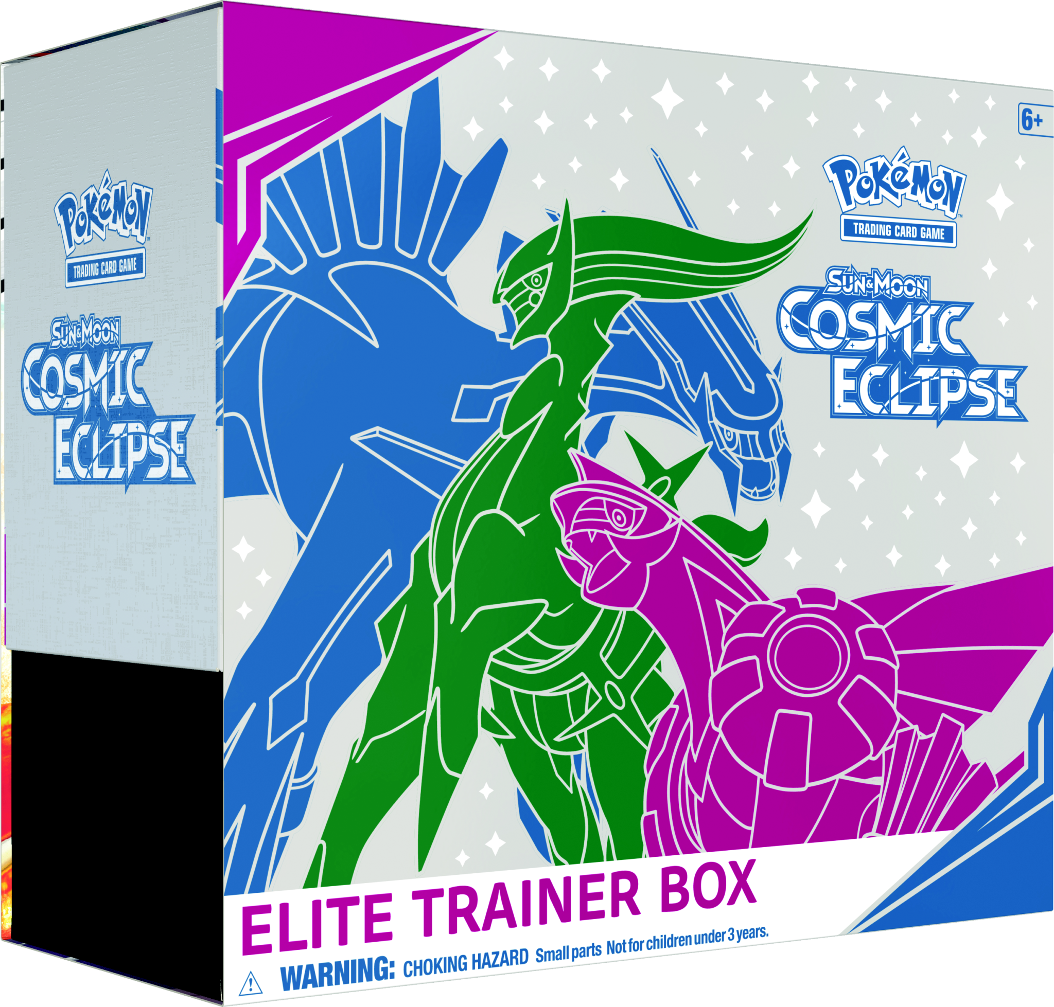 Pokemon Cosmic Eclipse Elite Trainer Box