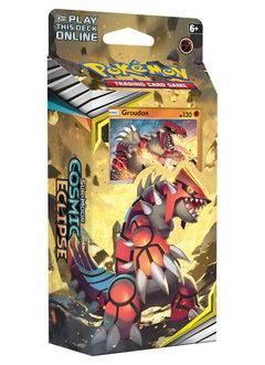 Pokémon: Éclipse Cosmique - Deck Groudon Sommets Vertigineux