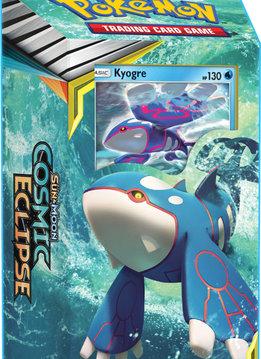 Pokémon: Éclipse Cosmique - Deck Kyogre Abysses Obscurs