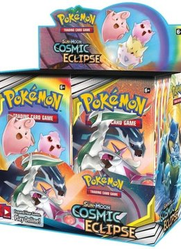 Pokemon Cosmic Eclipse Booster Box