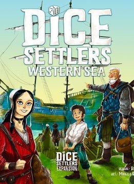 Dice Settlers: Western Sea Exp.