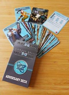 Infinity RPG: Adversary Deck