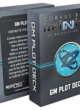 Infinity RPG: GM Plot Deck