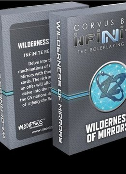 Infinity RPG: Wilderness of Mirrors Deck