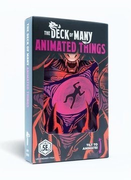 Deck of Many Animated Things
