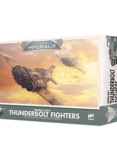 Aeronautica Imperialis : Imperial Navy Thunderbolt Fighters