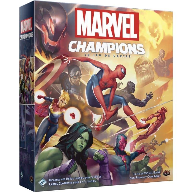 Marvel Champions LCG (FR)