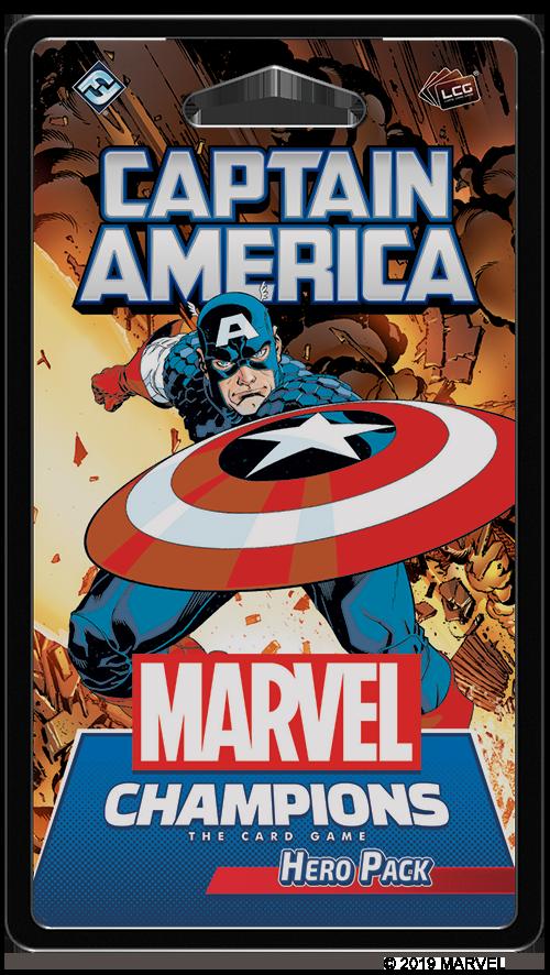 Marvel Champions - Captain America (EN)