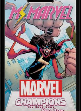 Marvel Champions - Ms. Marvel (EN)