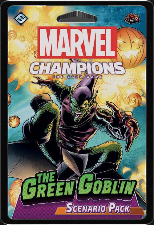 Marvel Champions Scenario Pack: The Green Goblin