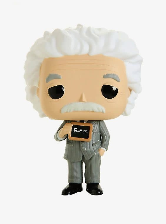 Pop! World History: Albert Einstein