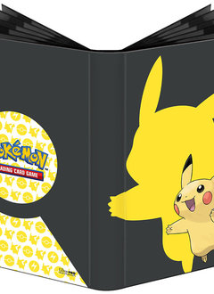 UP Binder Pikachu 360ct