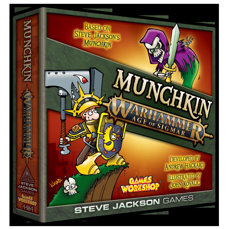 Munchkin Warhammer Age of Sigmar