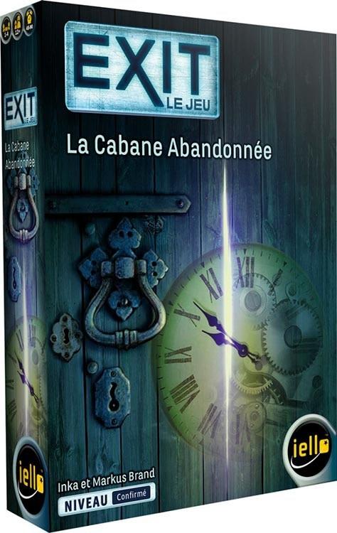 EXIT: La Cabane Abandonnée