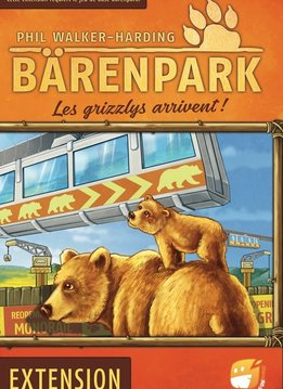 Barenpark: Les Grizzlys Arrivent Ext.