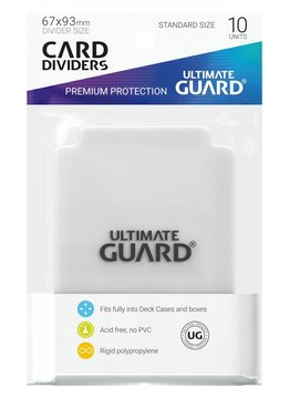 Card Divider Transparent (10)