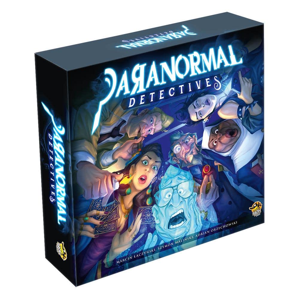 Paranormal Detectives (EN)